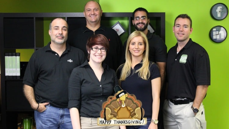 Plumber SEO Team - Happy Thanksgiving
