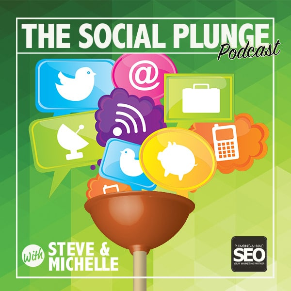 Social Media Marketing Podcast For Plumbing and HVAC Contractors